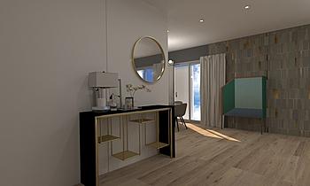 L1S Classic Living room LAKD Lattanzi Kitchen Design