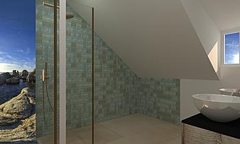 Janine buijs badkamer Classic Bathroom Patrick van der Meer