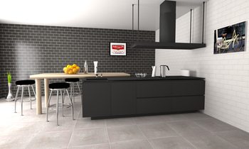 Classic Kitchen Contemporary Kitchen Eurotiles & Bathrooms