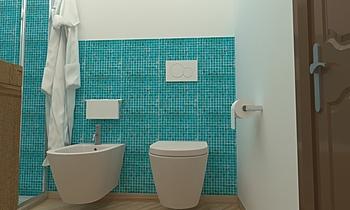 Scarrone Clássico Casa de banho  Simone Meloni