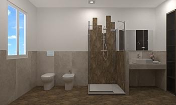 BAGNO CINZIA E MASSIMO so... Classic Bathroom JESSICA ORAZI