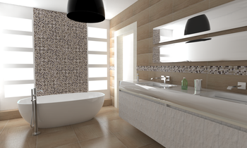 Modern Bath Classic Bathroom Eurotiles & Bathrooms