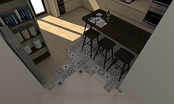 1 Clasic Bucătărie De Gregoris -  Dove Nasce Casa