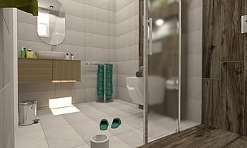 saleh bath 1 Klasický Koupelna ahmed gharib