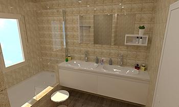 C.BAÑO MATRIMO Classic Bathroom BdB PROFIM ADAPPTA