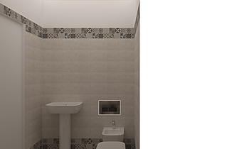 BAGNO UFFICI Classic Bathroom GUIDO SOFFRITTI