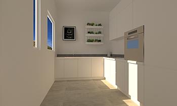 cucina2 Clasic Bucătărie Ceramiche Sanfilippo