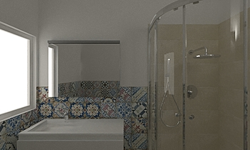 LE MAIOLICHE  Z NOTTE 2.3... Klasický Koupelna stefania murrighile