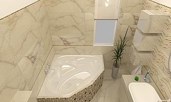 DANA BAIE 4 Klasický Koupelna Cosmin Atofani