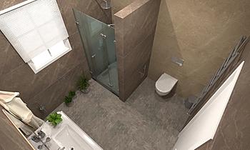 Guest Weman Moderní Koupelna Zarrugh Company