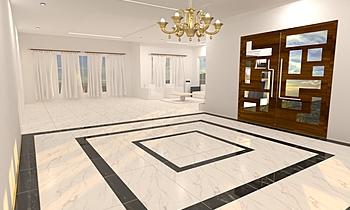 FLOOR Classic Living room Tulakon Arrom