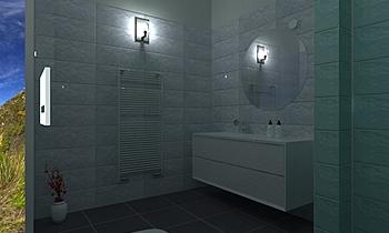 Progetto Cerasarda Classic Bathroom Silvia Solari