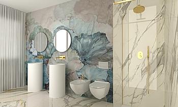 BG Romantický Koupelna Edilclima srl