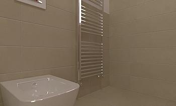 Bagno Mirage_v2 Classic Bathroom Silvia Solari