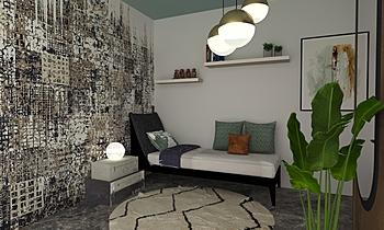 PITRITTO Etnic Living room D M s.r.l.