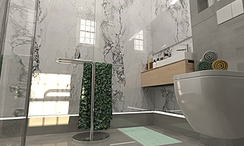 om mohamed bath Modern Bathroom ahmed gharib