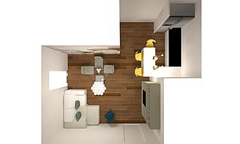 KATIA Modern Bucătărie Alberto Parma