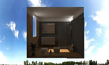 Emy Modern Bathroom Orazio Basile