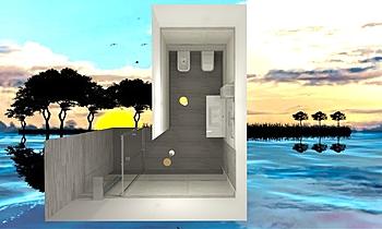 MODER BATH (G&L) 2 Modern Bathroom Gianni Mignone