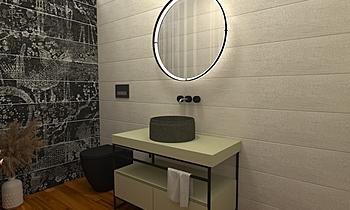 bergamini ospiti Současný Koupelna Toscano Toscano