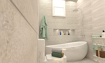 mohamed salesm bath Modern Bathroom ahmed gharib