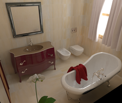 progetto bagno 35 Traditional Bathroom Gianfreda ShowRoom