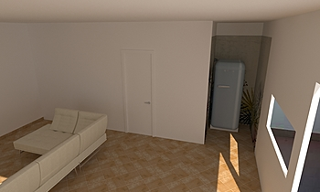 david e ilaria Modern Living room ALESSANDRO CHICCA
