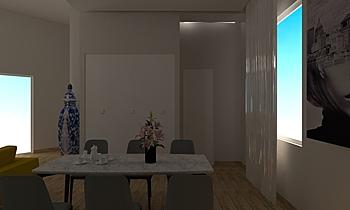 cang Moderní Obývací pokoj Raffaele  Natale