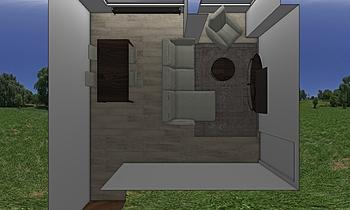 Flor 3035 Moderní Obývací pokoj Natuzzi Italia Store Donosti