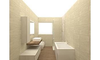 maurizio Modern Fürdőszoba Isabella Simonatto