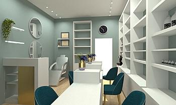 Salonas Moderní Obývací pokoj Raimonda Atabajeva