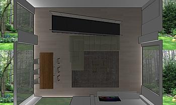 EM Marquet 2761 ultimo Moderní Obývací pokoj Natuzzi Italia Store Donosti