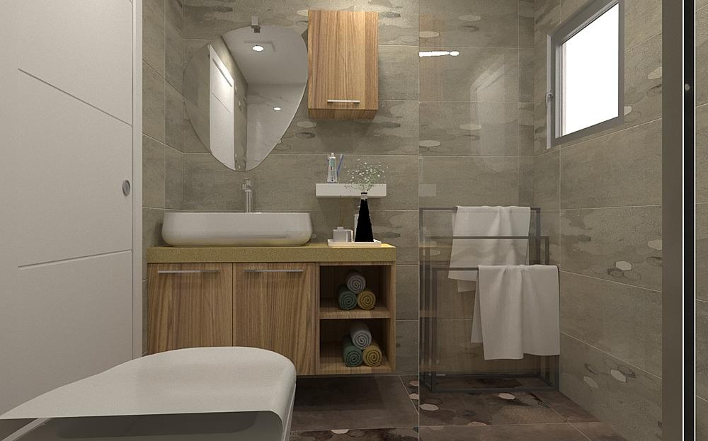 ALESSANDRO 2 Modern Bathroom Ales Povhe
