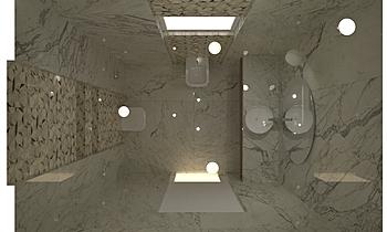 Q.M.TË KEJES Moderní Koupelna Donart Sahiti