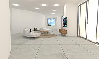 John Loft Modern Cameră de zi Tile Asia Limited