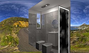 Amatruda Modern Bathroom Domenico Palomba