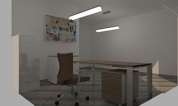 Ufficio Controlli Contemporary Bedroom Onofrio Luigi Alessandro Golisano