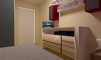 mi habitacion Moderní Obývací pokoj BdB  MATERIALES DE CONSTRUCCION LEAL