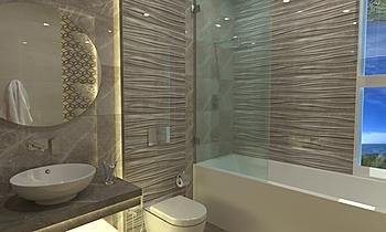 rami Moderní Koupelna Rashid Rushdi