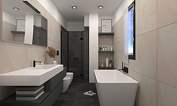 GRECO2 Současný Koupelna ADELE  PICONE