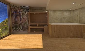 spa Moderní Koupelna davide Giraldo