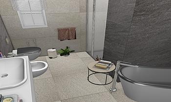 Master Room Moderní Koupelna Zarrugh Company