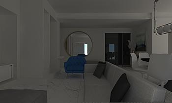 LIVING Martino N.+Santoro... Modern Cameră de zi Raffaele  Natale