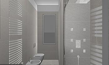 malerba Moderní Koupelna salvatore frezza