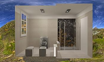 Domenico Wip 1 Modern Bathroom Domenico Palomba