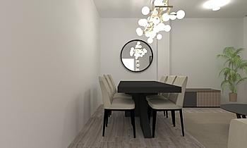 Salón comedor Avintia Vig... Modern Cameră de zi Orballo Decoración
