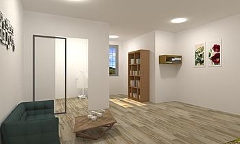 Ivy office Modern Cameră de zi Feruni Ceramiche Sdn Bhd frspj