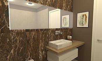 test2 Moderní Koupelna Gaia Infantino