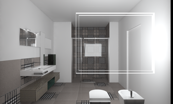 Project 3 Modern Bathroom Chiarandà Ceramiche