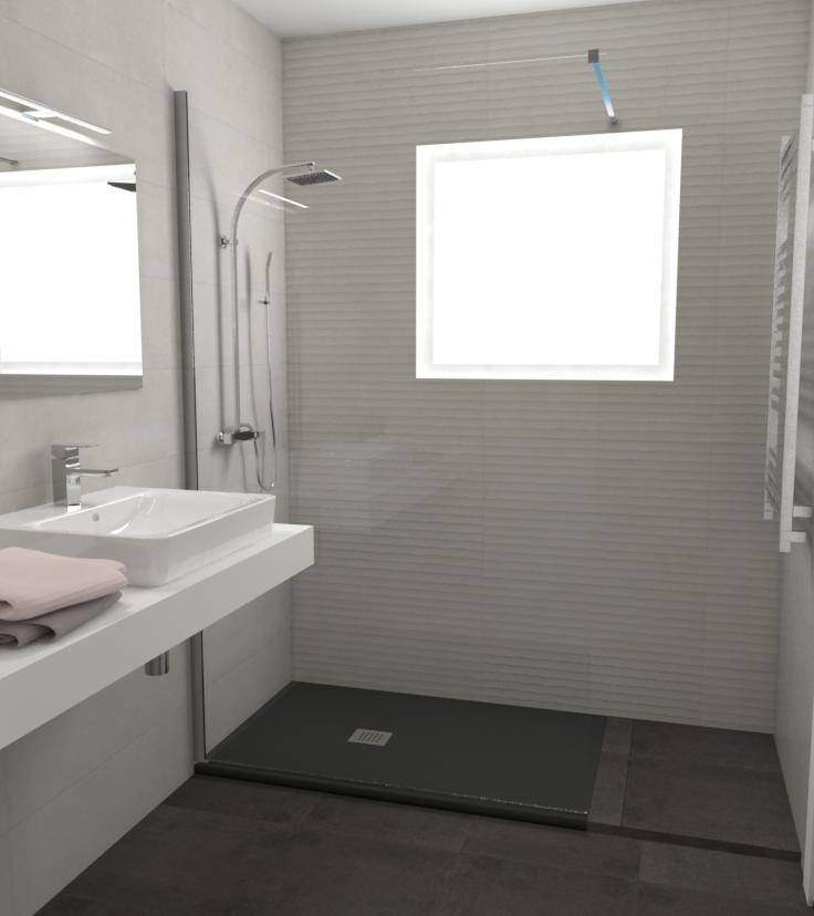 azulejos bao saloni good azulejos bao de colores para el cuarto de bao azulejos bao colores. Black Bedroom Furniture Sets. Home Design Ideas